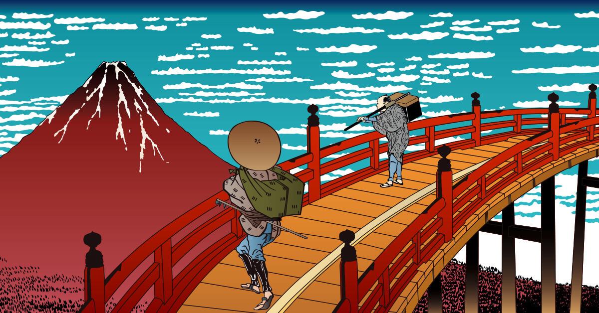 All About Japanese Ukiyo-e Art!