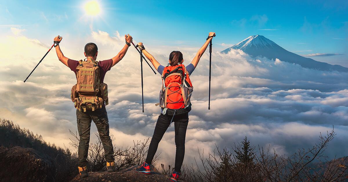 The Best Gear for Climbing Mount Fuji!