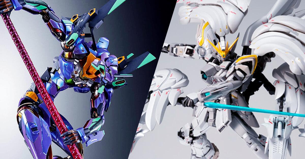 Gundam Vs. Evangelion, Who is the Strongest?