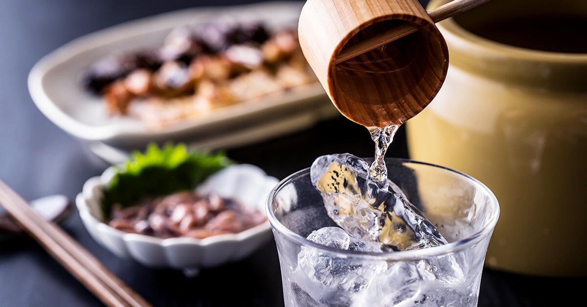 Awamori, the Refreshing Liquor of Okinawa