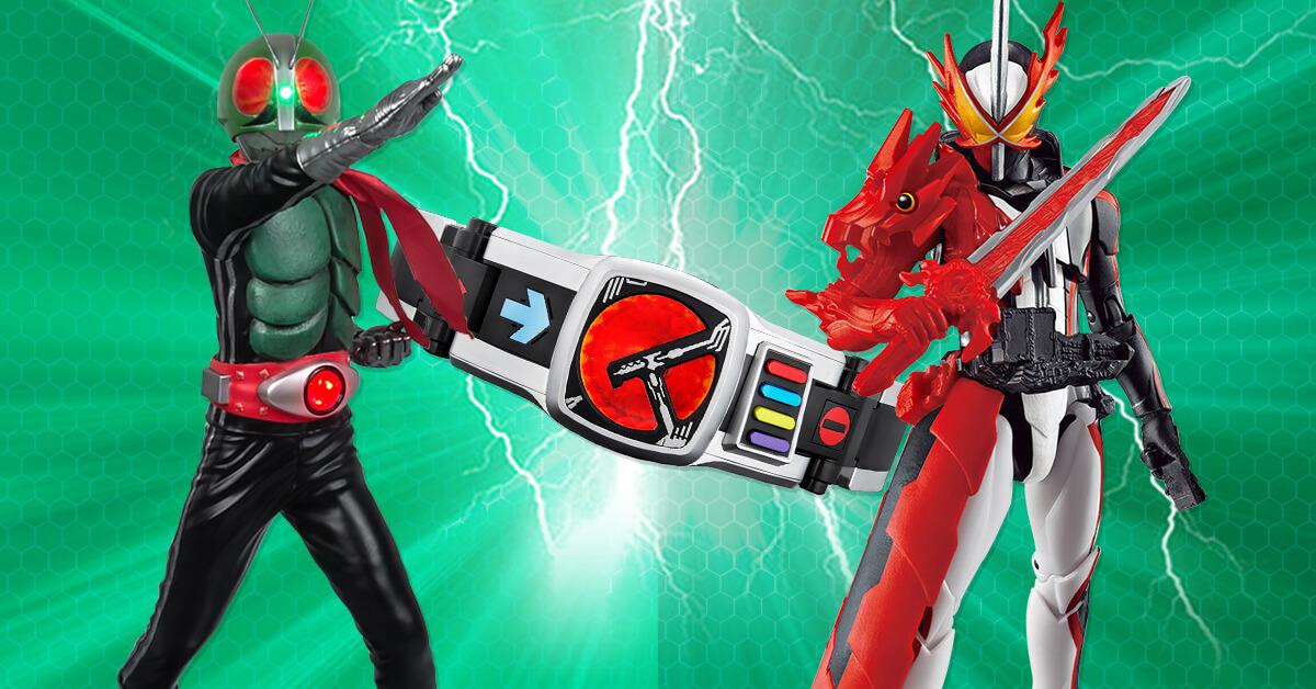 Kamen Rider's Secrets to Success!