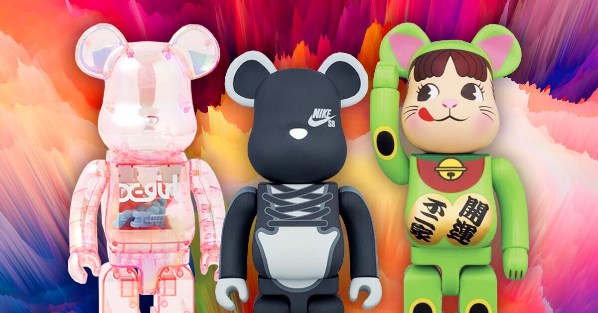 The Popular Collectible Bearbrick Toys