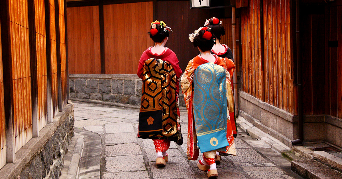 How to Experience the Kyoto of 1200 Years Ago!