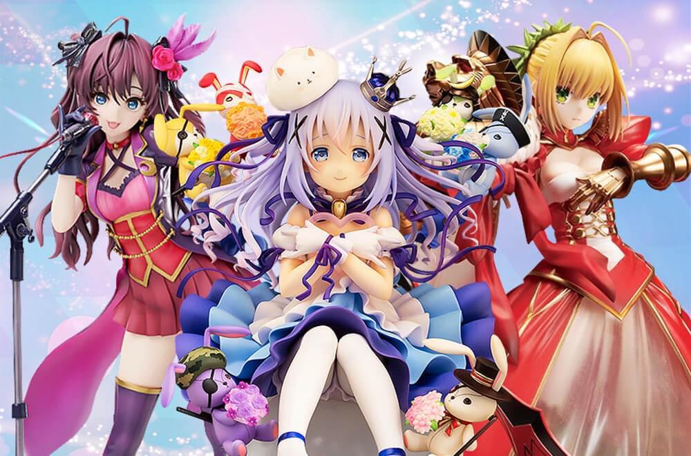 Cute Heroine Anime