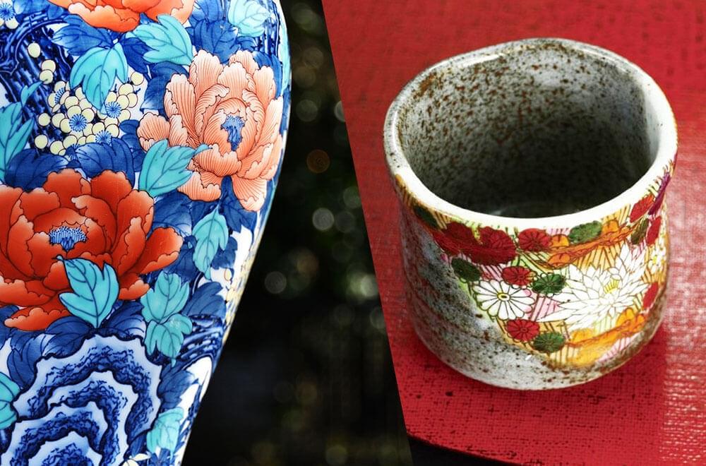 日本の陶磁器特集
