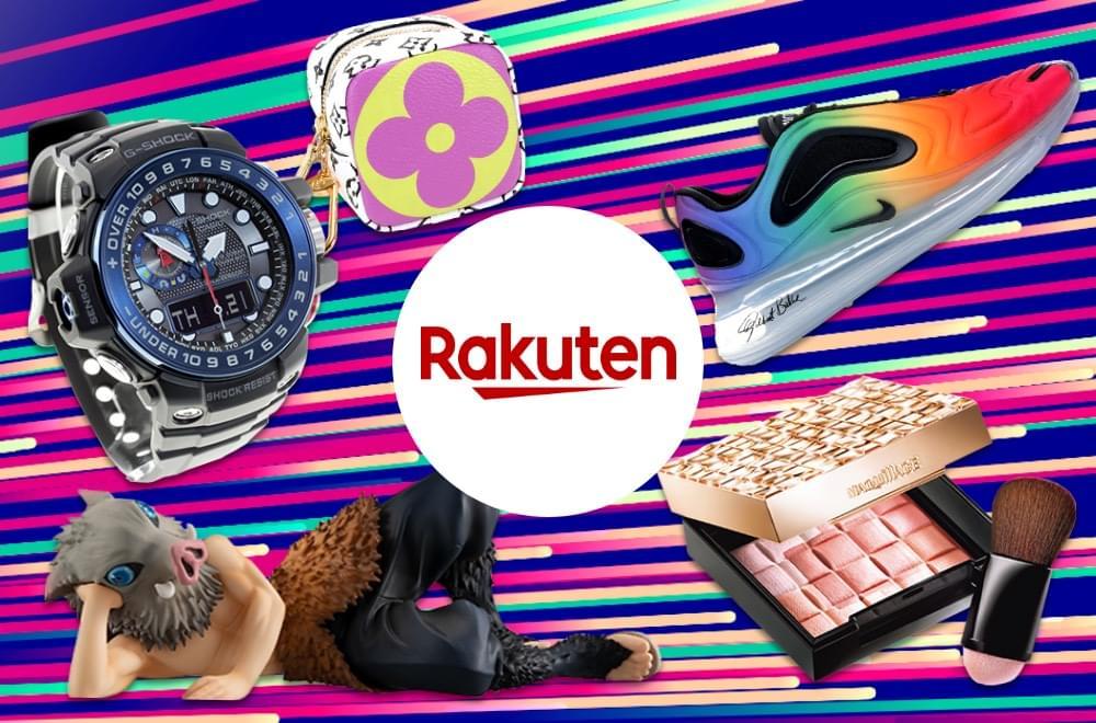 日本Rakuten特集